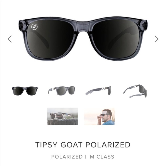 b93d02d1014 Blenders Tipsy Goat Sunglasses Polarized